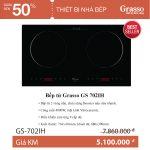 Bếp từ Grasso GS 702 IH