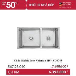 Chậu Hafele Inox Valerian HS - SD8745