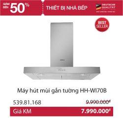HÚT MÙI HAFELE HH-WI 70B